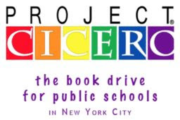 Book Drive for Project Cicero Begins Feb. 26