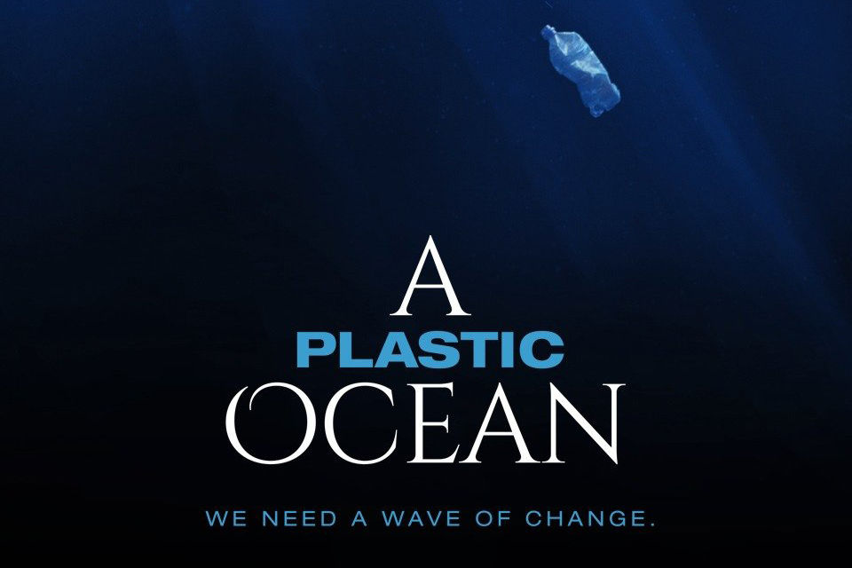"Sustainability Film Screening: ""A Plastic Ocean,"" Mar. 15"