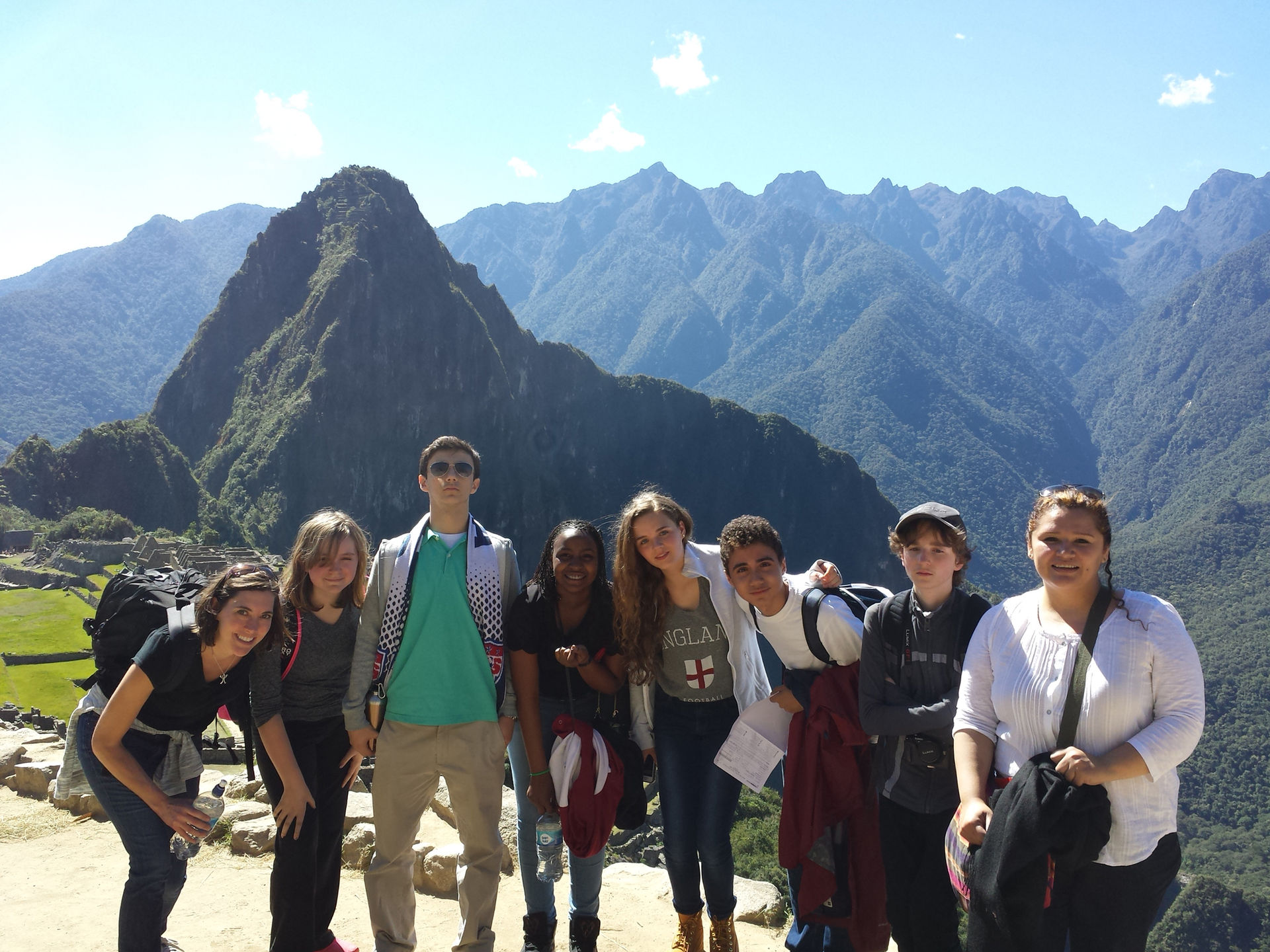 MS: Excursions Abroad!