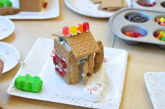 Gingerbread Study Brings Literature to Life