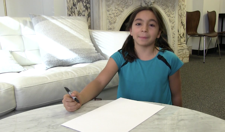 Fourth Grader Discovers New Way to Multiply by 6!