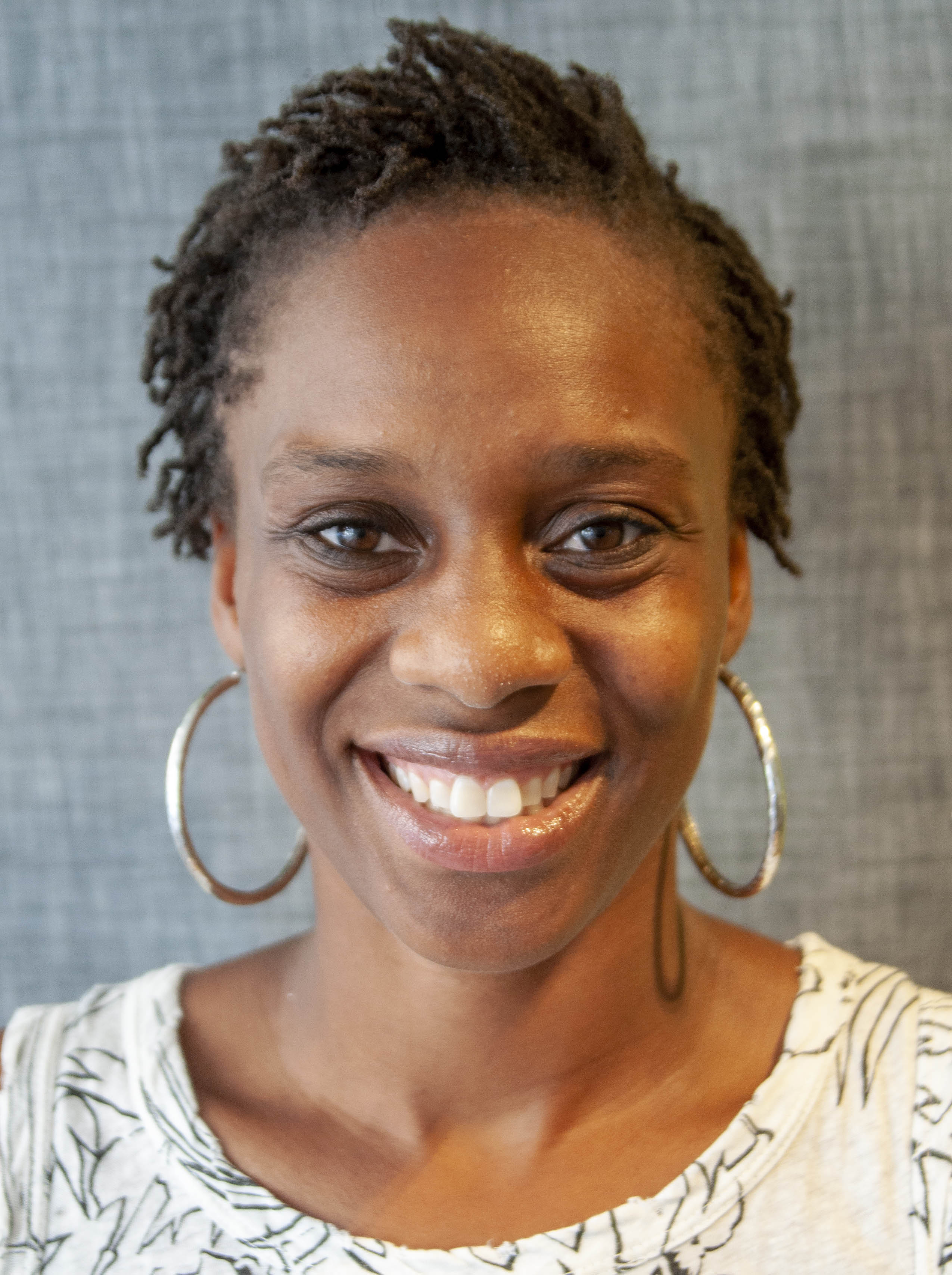 Monique Boston Headshot
